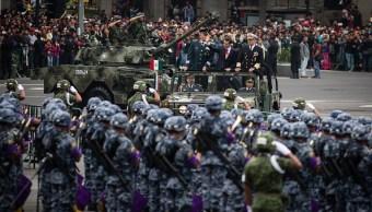 diputados reconocen al ejercito mexicano por su 105 aniversario