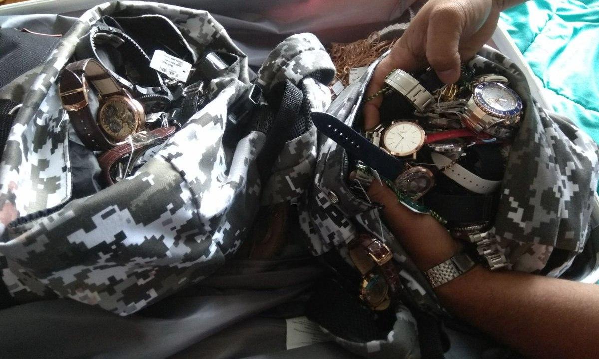 Detienen a mujer vinculada a mexicanos que robaron joyería en Uruguay