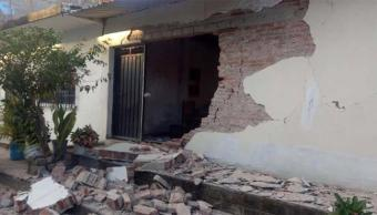 Sismo en Oaxaca daña más de mil viviendas, reporta gobernador Alejandro Murat