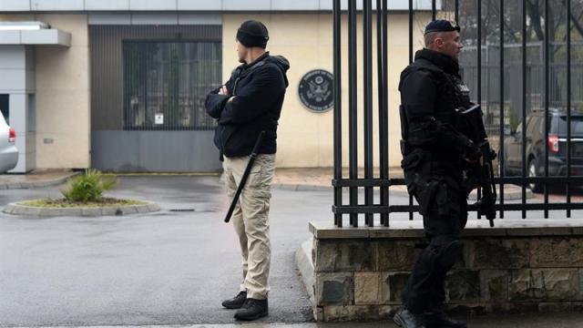 investigan atentado embajada estados unidos montenegro