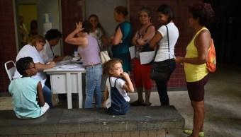 Secuestran a enfermeras para obligarlas a vacunar a una favela en Brasil