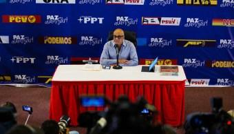 Oposición venezolana tendrá que demostrar vocación democrática, dice chavismo
