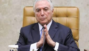 Presidente de Brasil anuncia Ministerio de Seguridad tras intervención militar en Río