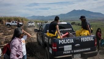 pf busca identificar restos exhumados fosas clandestinas nayarit