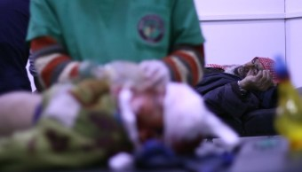 Nuevos bombardeos contra Guta Oriental, Siria, dejan al menos 13 muertos