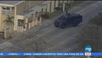 Reportan Toma Rehenes Miami Florida