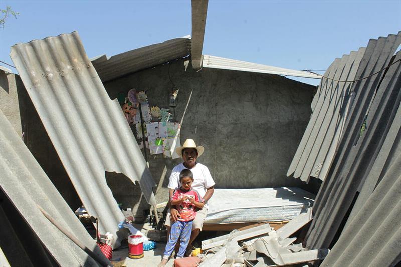 Inicia demolición de viviendas en Oaxaca