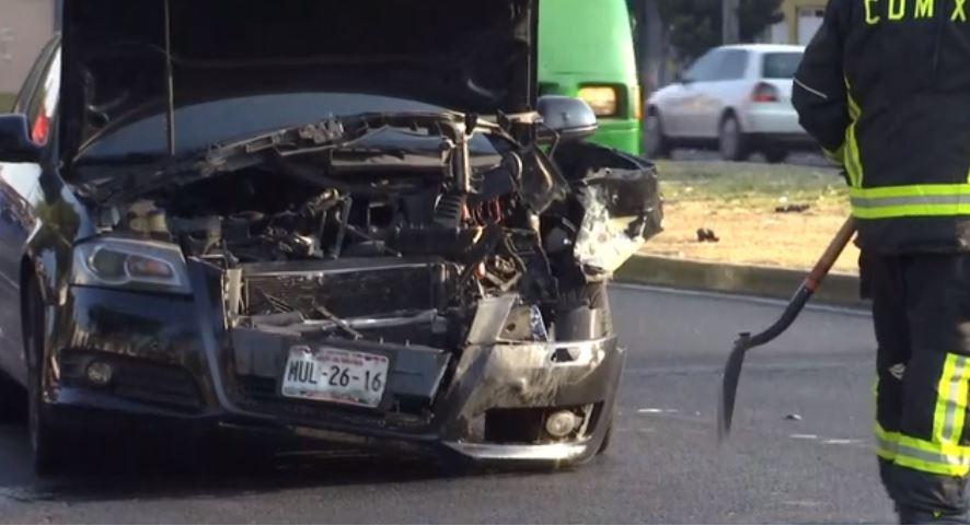 accidente Automovilistico muerto carranza troncoso eje