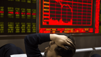 Acciones chinas cierran en alza, apuntaladas por ganancias de bancos