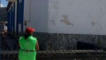 INAH detecta daños en diez monumentos históricos de Oaxaca tras sismo