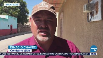 Menos 20 Municipios Zacatecas Podrían Desaparecer Falta Oportunidades