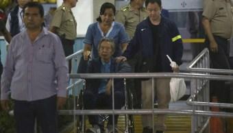 Tribunal peruano ordena que Fujimori sea procesado matanza 1992