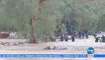 Alerta por inundaciones en siete regiones de Bolivia
