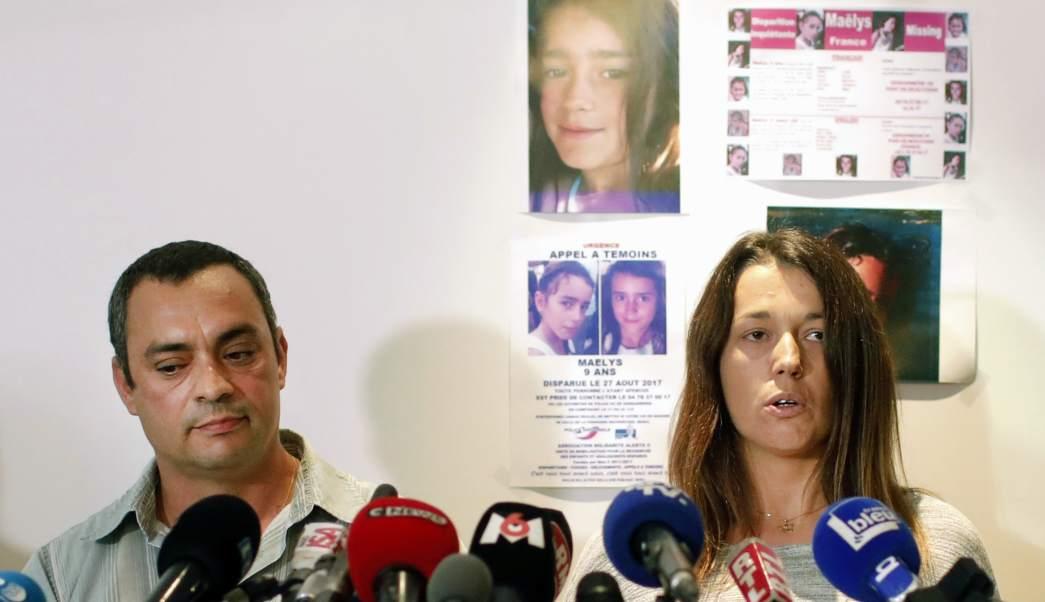 Conmoción en Francia por muerte de niña a manos de un exmilitar