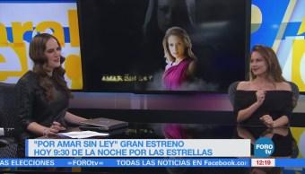 Apuestan por los súper drama en la telenovela 'Por Amar sin Ley'