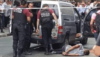 Asalto a joyería desata tiroteo en Argentina; hay tres heridos