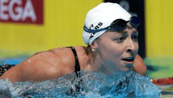 Ariana Kukors, excampeona estadounidense de natación