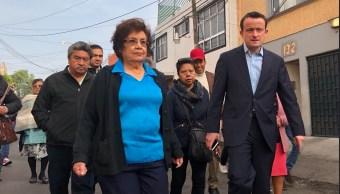 Mikel Arriola critica posible nominación de Mancera para el Senado