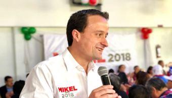Mikel Arriola acudirá a la Fepade por tema de reconstrucción