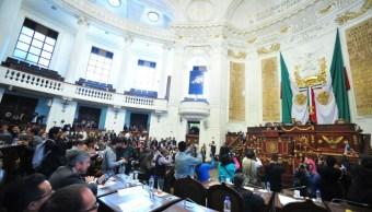 asamblea legislativa cdmx aprueba cambios presupuesto fondo reconstruccion