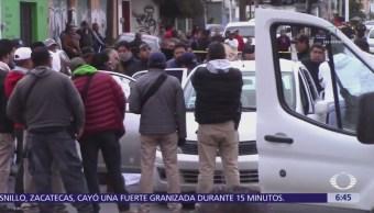 Asesinan Tres Policías Ministeriales San Luis Potosí