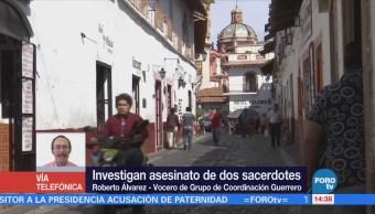Avanza Investigación Ataque Contra Sacerdotes Guerrero