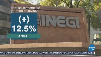 Banxico Inegi Reportan Ingreso Precedentes Exportaciones Automotrices