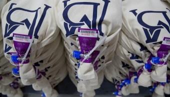 Reservas internacionales bajan 114 millones de dólares, reporta Banxico