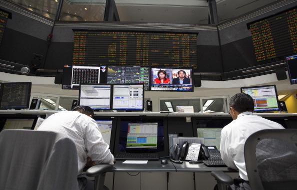 La Bolsa Mexicana de Valores gana en la apertura