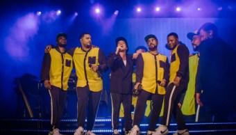 Bruno Mars llena de magia al Foro Sol en la CDMX