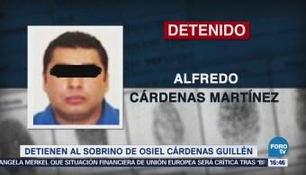 Cae El Contador Sobrino Osiel Cárdenas Guillén