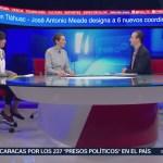 Campaña de recaudación 'Levantemos México'