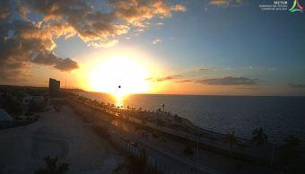 Autoridades de Campeche piden tomar precauciones por altas temperaturas