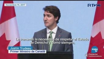 Canadá: Venta de armas a gobiernos autoritarios