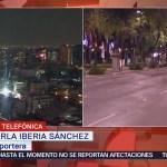 Capitalinos desalojan restaurantes y bares en la Ciudad de México