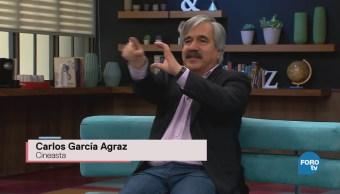 Carlos García Agraz platica de: 'Los siete samuráis'