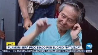 Ordenan Expresidente Fujimori Procesado Matanza Campesinos