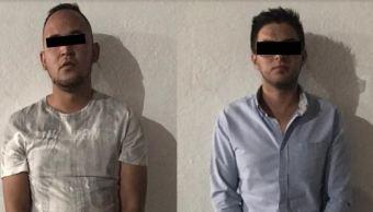 Detienen en Chihuahua a dos presuntos integrantes del crimen organizado