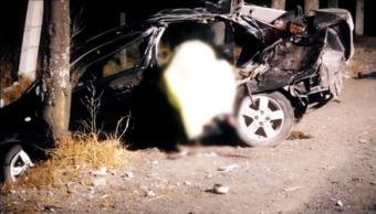 Localizan padres del menor que chocó a exceso de velocidad en Tláhuac