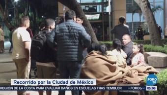 Ciudad de México reporta saldo blanco tras aplicación de protocolos por sismo