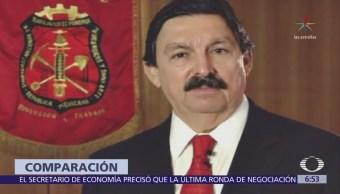 Colaborador Amlo Compara Napoleón Gómez Urrutia Nelson Mandela