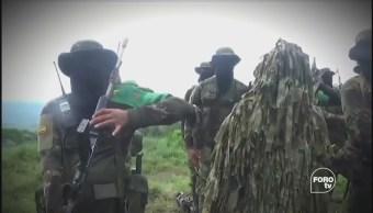 Colombia: Grupos de autodefensas vinculados al cártel de Sinaloa