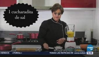¿Cómo preparar cochinita de setas?