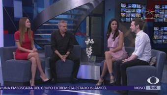 'Cómplices' se estrena en México el viernes