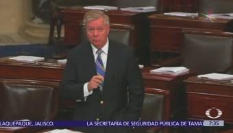 Congreso Estadounidense Saca Dreamers Acuerdo Presupuestal