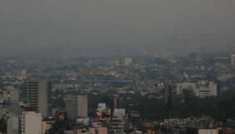 Invierno seco provocaría primera contingencia ambiental a finales de febrero