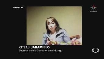 Contralora de Hidalgo ya conocía el conflicto de interés denunciado por un ciudadano