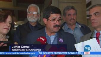 Corral Presenta Controversia Contra Ley Seguridad Interior