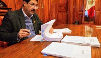 Corral interpone controversia constitucional contra Ley de Seguridad Interior