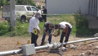Delincuencia organizada destruye cámaras que grabaron asesinato en Culiacán